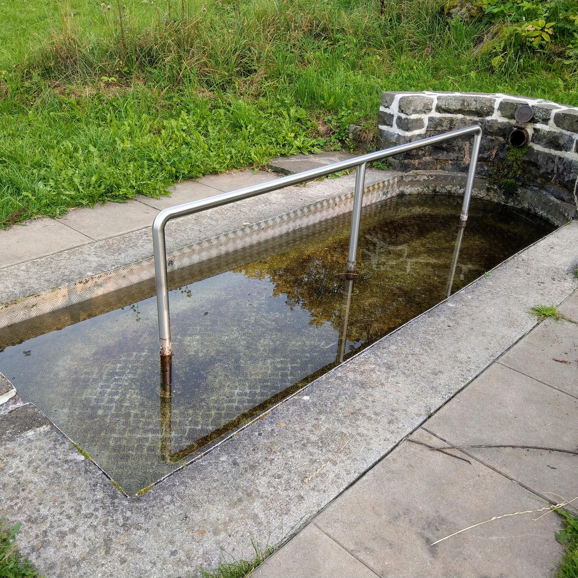 Meyer-Bruch-Quelle im Vogelsberg